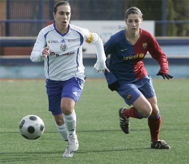 El Prainsa goleó al Barcelona