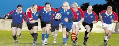 Aragón Rugby Veteranos, a seguir dando juego