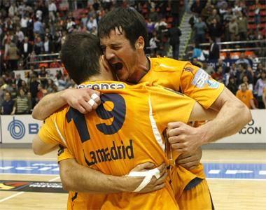 Al CAI Aragón se le nota feliz en Europa