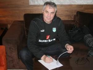 Kosovac se irá a final de temporada al Skjern Handball danés.