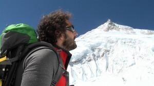 La aventura de Pauner en el Manaslu sigue su curso