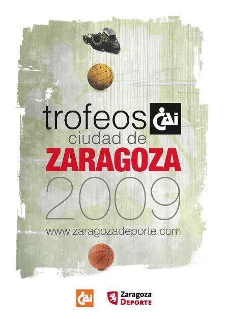 Caja Inmaculada renueva su patrocinio de los Trofeos CAI «Ciudad de Zaragoza»