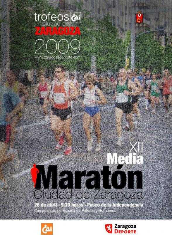 ¡Ya hay más 1.500 corredores inscritos en la XII Media Maratón de Zaragoza!