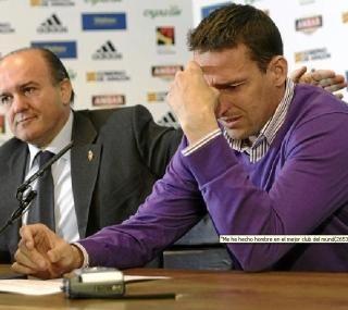 Cuartero se despidió ayer del Zaragoza