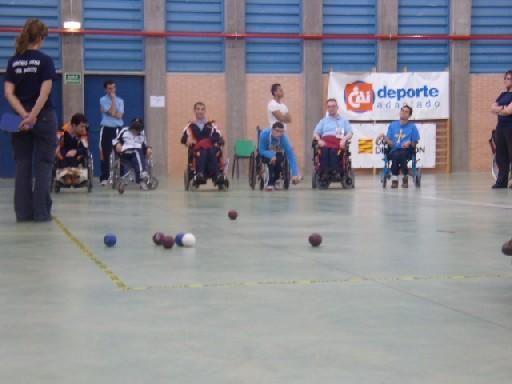 El Equipo CAI Deporte Adaptado al Campeonato de España