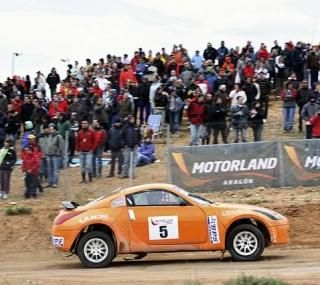 La Ciudad del Motor recibe este fin de semana una prueba del Europeo de autocross