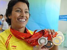Teresa Perales recibe la medalla de oro de la Real Orden del Mérito Deportivo