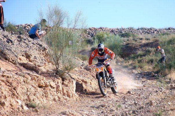 Habrá «Mini-Baja» y, por supuesto, motos en la Baja España-Aragón