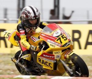 El circuito de Zuera quema rueda con el Trofeo RACC de Promovelocidad
