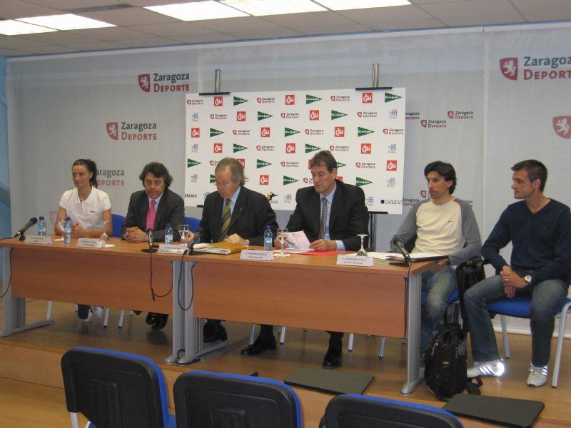 Presentada en rueda de prensa la XI Media Maratón «Ciudad de Zaragoza»