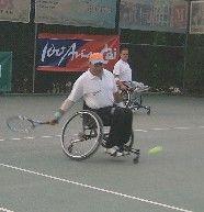 CAI Deporte Adaptado estará en el XIX Campeonato de España Copa Unicaja de Tenis en Silla de Ruedas