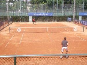 Arrancó el Torneo Ágreda de Tenis en Stadium Casablanca
