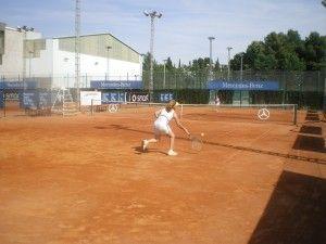 El Torneo Ágreda de Tenis llega a su recta final