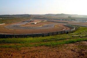Todo listo para el Campeonato de España de Supermotard en MotorLand Aragón