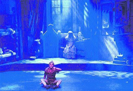«Peter Pan, El Musical» vuela hasta Zaragoza para cantar su historia