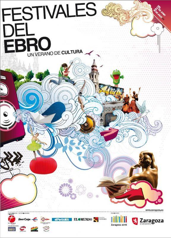 Programación deportiva FESTIVALES DEL EBRO 2009