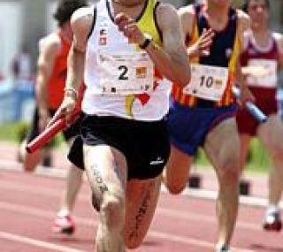 Aragón captura cinco medallas en Avilés en el Nacional juvenil de atletismo