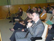 Lissavetzky desvela en Zaragoza que prepara un Plan de Promoción de la Actividad Física y el Deporte para 2010