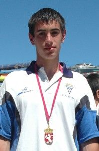 El piragüista Pablo Medrano irá al campeonato del mundo de maratón