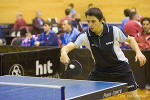 CARDONA debuta en el europeo de tenis de mesa