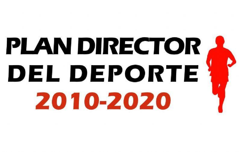 El Plan Director del Deporte 2010-2020 estrena Página WEB.