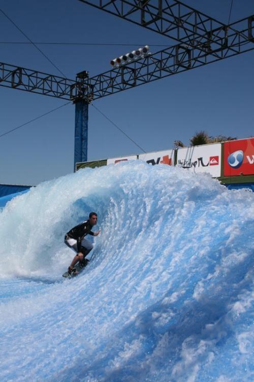 Surf en Zaragoza