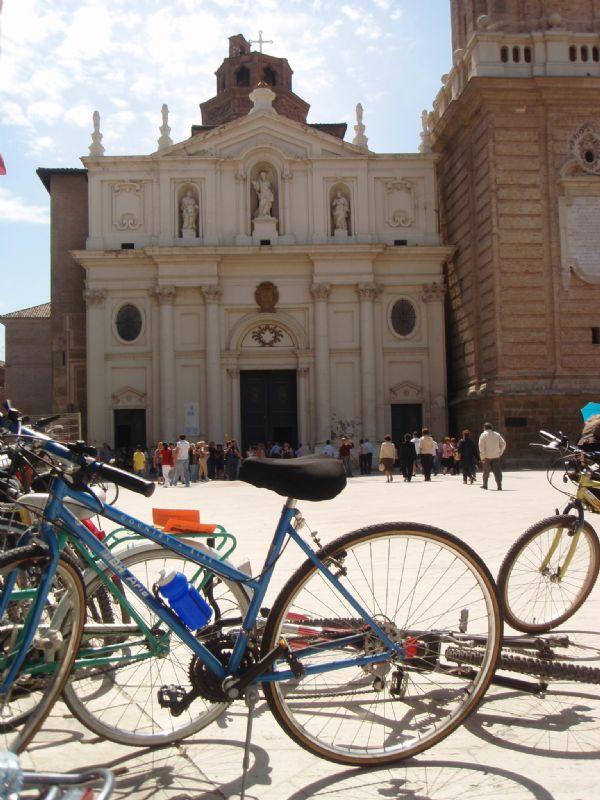 Conoce «En bici por Zaragoza» desde dentro.