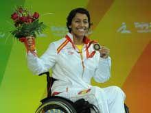Teresa Perales consigue tres medallas de oro en los Campeonatos de España