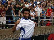 Pennant ya viste la camiseta del Real Zaragoza