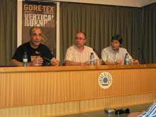 Las pruebas de Gore-Tex Series puntuarán para la primera Copa de España de carreras verticales