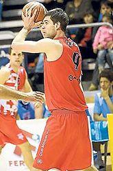 El pívot Mattew Kiefer, nuevo jugador del CAI Zaragoza