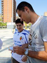 Babic quiere triunfar en el Real Zaragoza