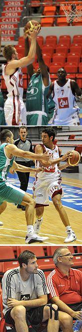 El CAI Zaragoza vence en su primer ensayo al Pau-Orthez (62-59)