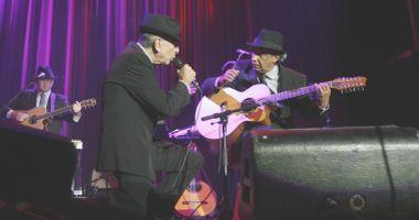 Leonard Cohen encandiló a Zaragoza a golpe de susurro
