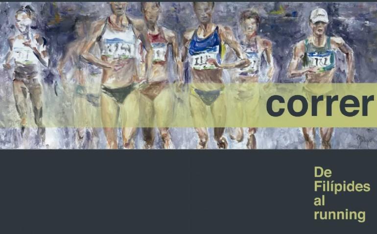 Exposición «Correr. De Filípides al running»