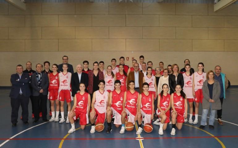 El Ayuntamiento cede el uso del pabellón municipal del CEIP Miraflores a la cantera del Basket Zaragoza 2002