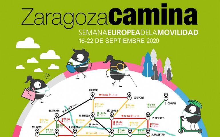 Reto «Zaragoza Camina»