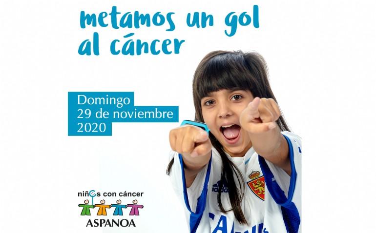 El partido de Aspanoa de este año será un gran sorteo futbolero contra el cáncer infantil