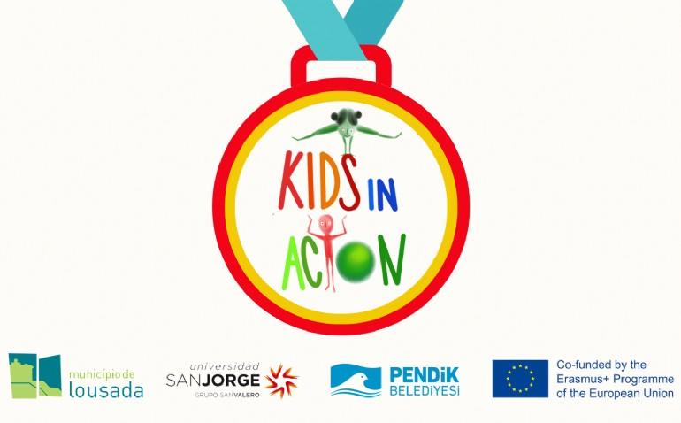 Primeros pasos del proyecto «Kids in action»
