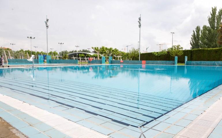 Las 22 piscinas municipales de verano abrirán del 12 de junio al 5 de septiembre