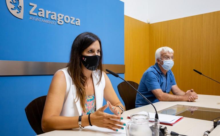 Las piscinas de Zaragoza vuelven a llenarse esta temporada con 768.426 usos