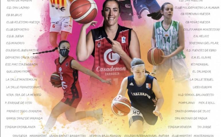 Día del Baloncesto Femenino Aragonés