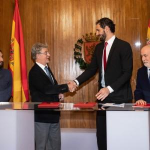 Zaragoza se convierte oficialmente en la Capital española del baloncesto en 2019