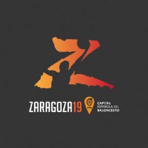 Zaragoza ya tiene su imagen oficial como Capital española del baloncesto 2019