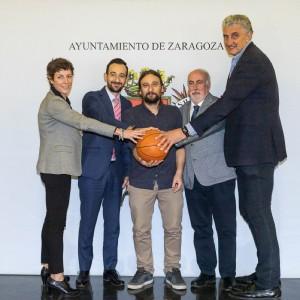 Zaragoza estrena su Capitalidad española del baloncesto 2019 con la SuperLiga Dia% de Minibasket