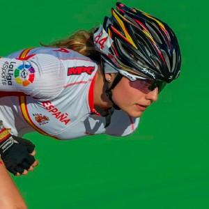 La patinadora Nerea Langa, Premio «Zaragoza, Mujer y Deporte 2018» en en la categoría «Mujer Deportista»
