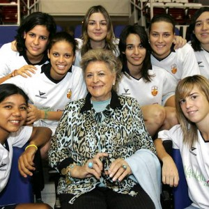 Semblanza y trayectoria de Mª Teresa Cortés Gonzalvo