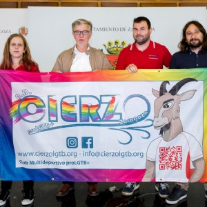 400 deportistas LGTBI se dan cita en Zaragoza para participar en los Juegos del Cierzo de voleibol