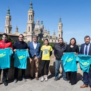 La carrera Sanitas Marca Running Series llega este domingo a Zaragoza con más de mil participantes y actividades para toda la familia