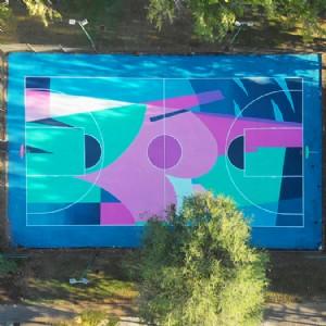 Arte urbano en los «potreros» de Zaragoza